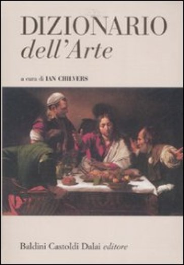 DIZIONARI D'ARTE/ART DICTIONARIES