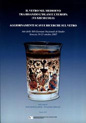 Vetri & Vetrate Europei o Extra Europei Antichi Epoca 1000-1800/Antique European or Extra-European Glasses and Stained Glass Period 1000-1800