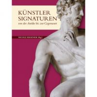 Marchi e Firme di Pittura e Scultura Europee 1400-2000/Brands and Signatures of Painting and Sculpture European 1400-2000
