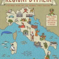 Le Regioni Italiane dalle Origini ad Oggi/The Italian Regions from the Origins to Today