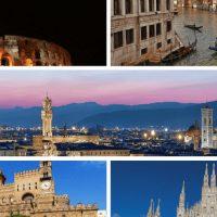 Le Città Italiane Dalle Origini ad Oggi/Italian Cities From Origins to Today
