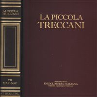 Enciclopedie Italiane/Italian Encyclopedias
