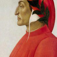 Dante Alighieri il Sommo Poeta/Dante Alighieri the Supreme Poet